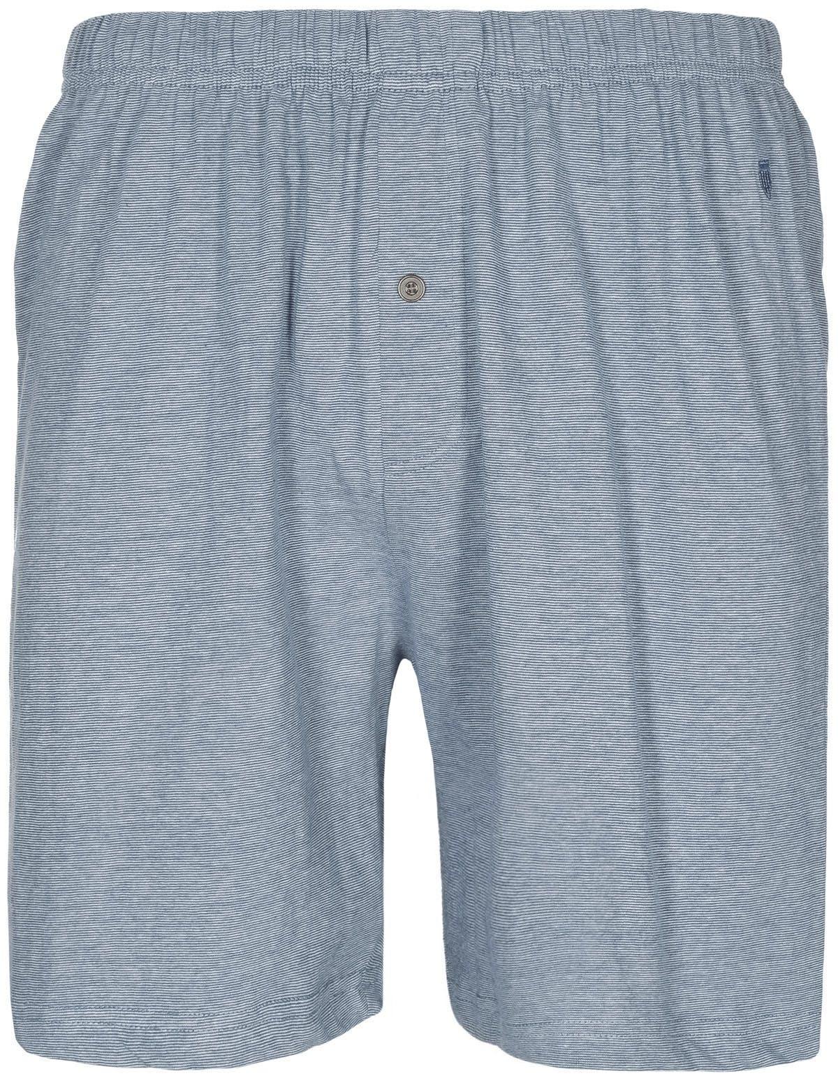 Homewear Pyjama Shorts - Denim Offwhite