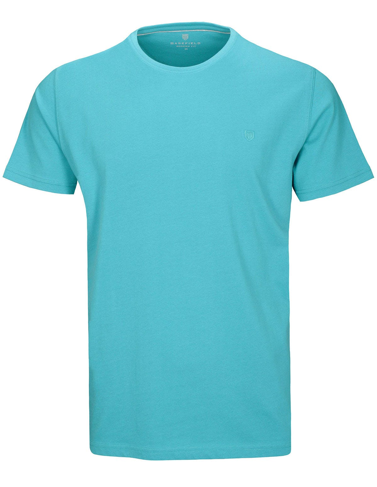 Basic T-Shirt - Fresh Aqua