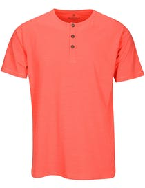 Henley Shirt - Summer Red