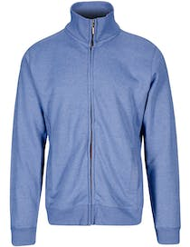 Sweat Jacke - Royal