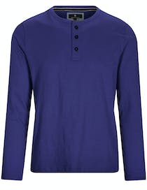 Henley Shirt - Night