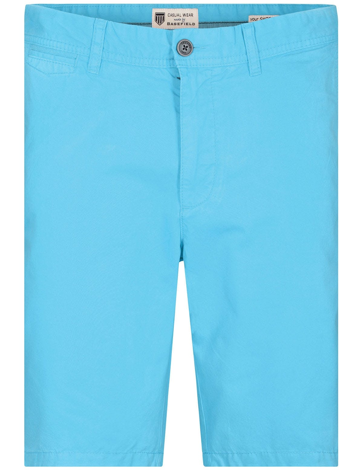 Chino Bermuda - Light Pacific