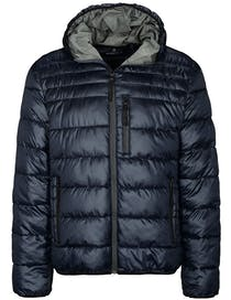 Puffer Jacke - Night Blue