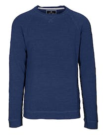 ORGANIC COTTON Pullover - Deep Blue