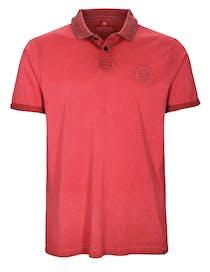 ORGANIC COTTON Poloshirt - Red