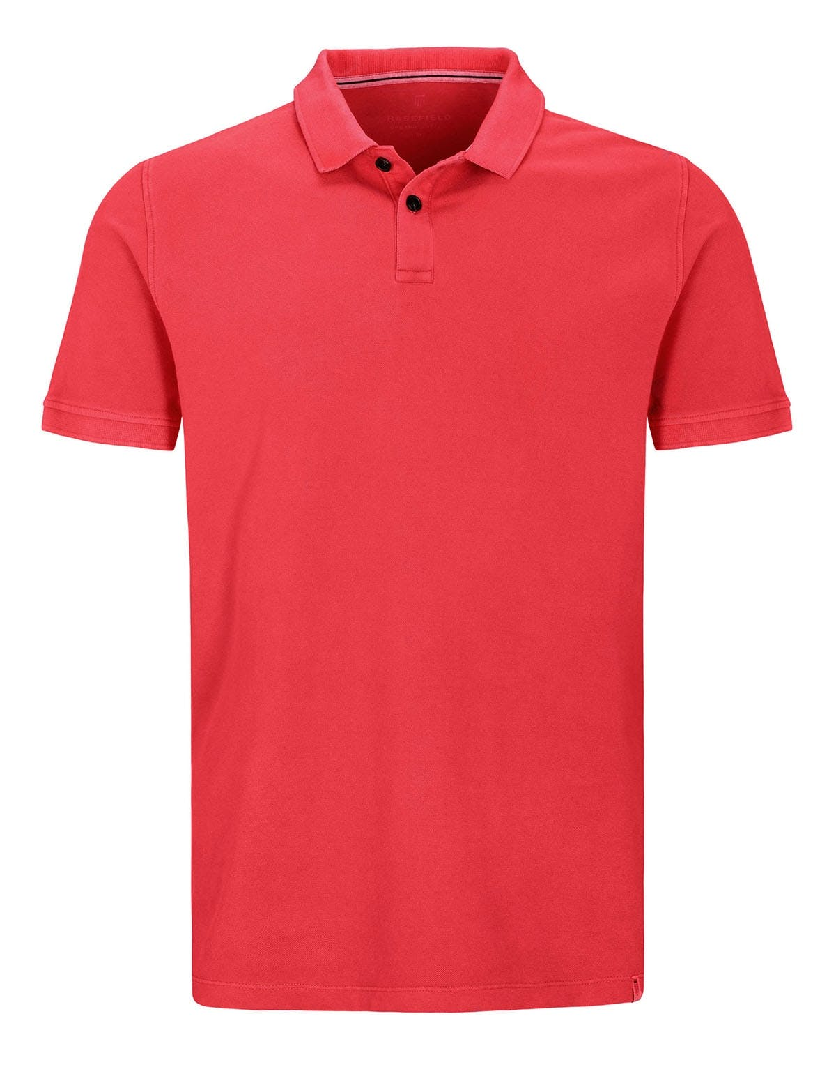ORGANIC COTTON Poloshirt - Red