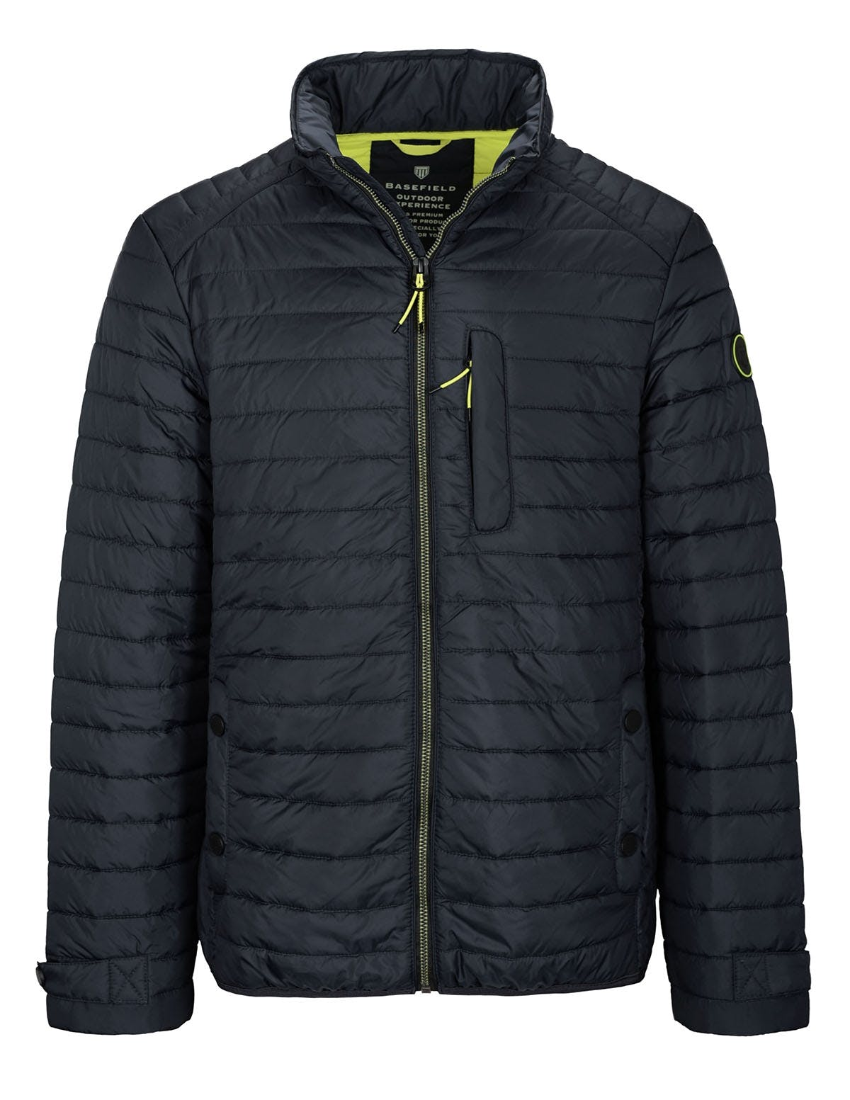 Steppjacke - Blue Navy