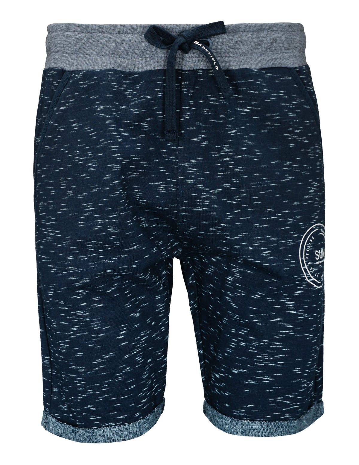 Sweat Bermuda SUN - Blue Navy