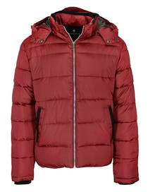 Steppjacke mit DUPONT™ SORONA®-Isolierung - Pepper