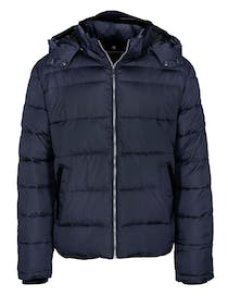 Steppjacke mit DUPONT™ SORONA®-Isolierung - Blue Navy