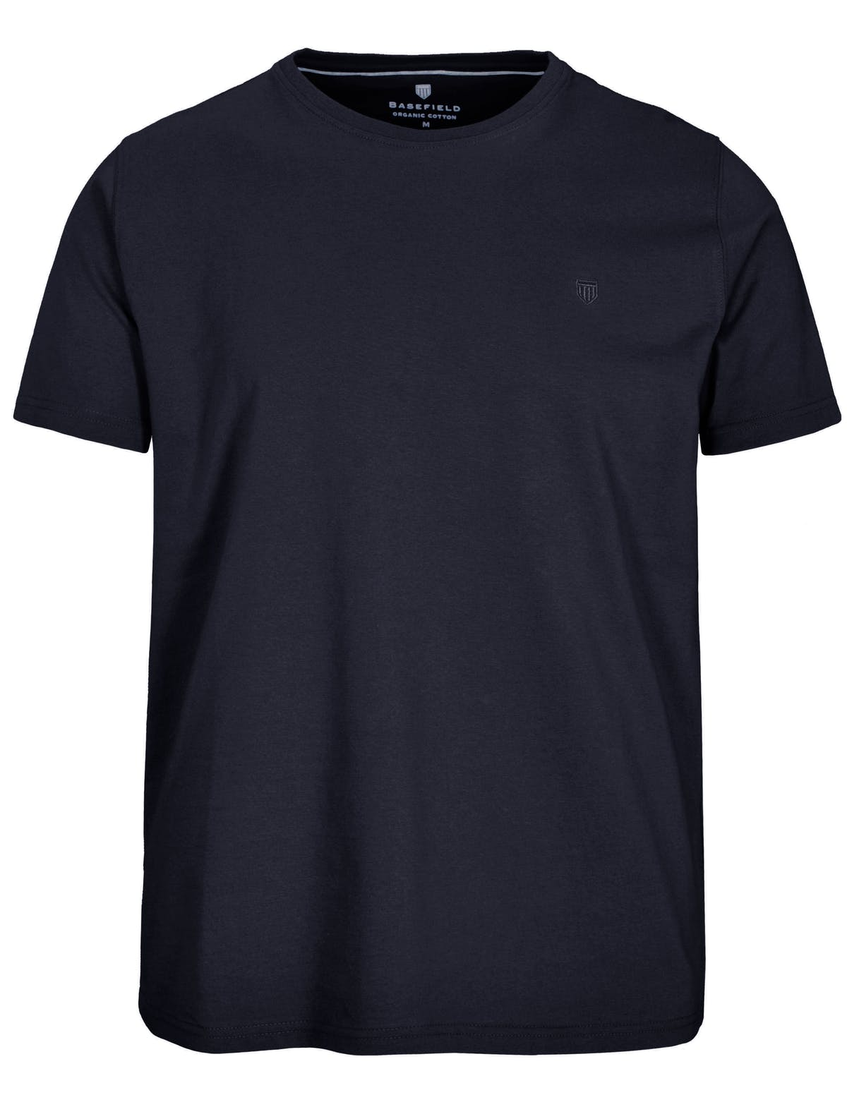 ORGANIC COTTON T-Shirt - Navy