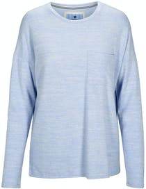 Sweatshirt MILA - Daylight Blue