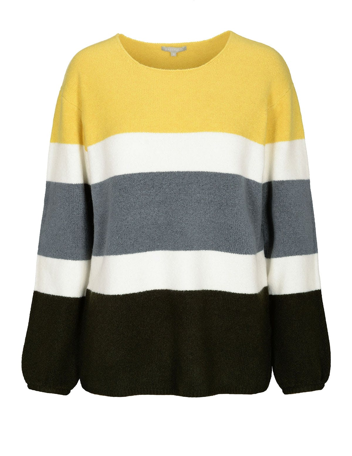 Pullover LOOSE FIT - Limestone