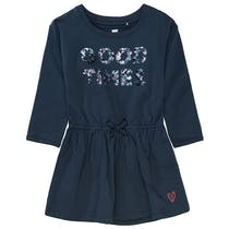 BASEFIELD Sweatkleid GOOD TIMES - Deep Blue